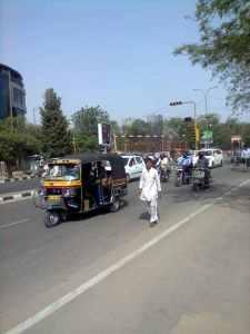 Pequenos e rápidos, os autorickshaw são um dos meios de transporte mais utilizados por toda a Índia